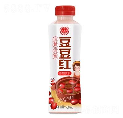 ���源豆豆�t谷物�料500ml