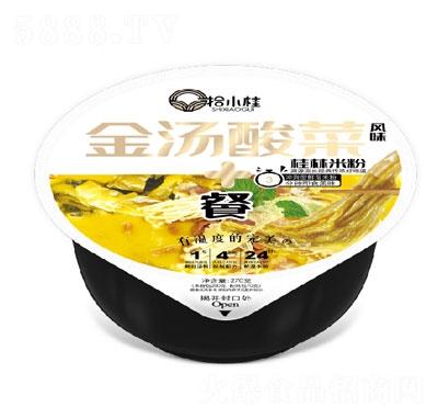 拾小桂金��酸菜�L味桂林米粉