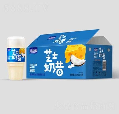 益和源芝士奶昔椰果果粒乳酸菌饮品原味