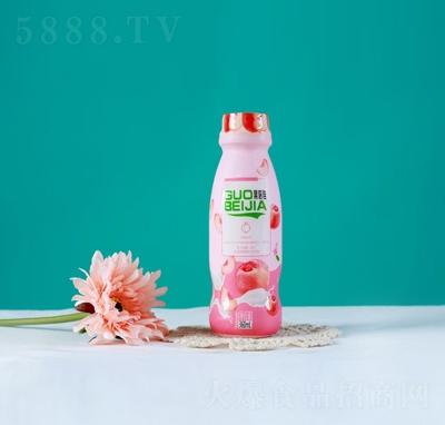 果倍佳水蜜桃味果汁饮品