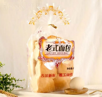 优乐曼老式面包