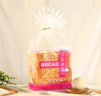 优乐曼全麦切片面包