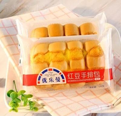 优乐曼红豆手排面包