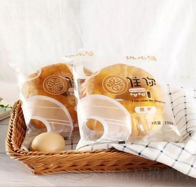 优乐曼甜甜卷面包