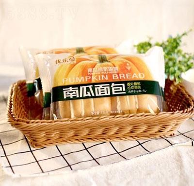 优乐曼南瓜面包