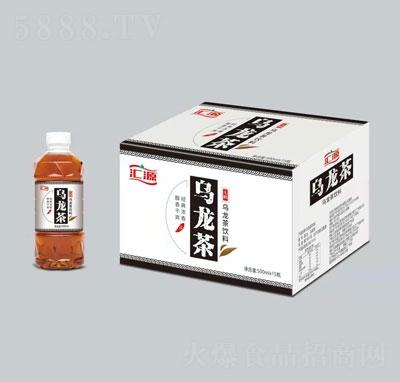 汇源乌龙茶饮料500mlX15瓶