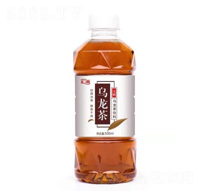 汇源乌龙茶饮料500ml