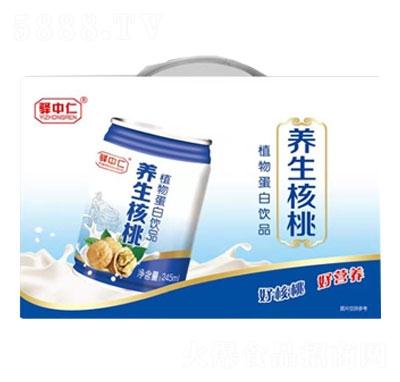 驿中仁养生核桃植物蛋白饮品245ml箱装