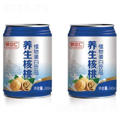 驿中仁养生核桃植物蛋白饮品245ml