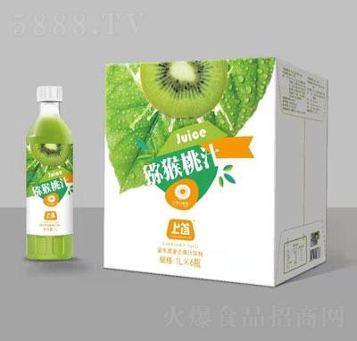 上首猕猴桃汁1L×6