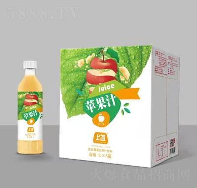 上首苹果汁1L×6
