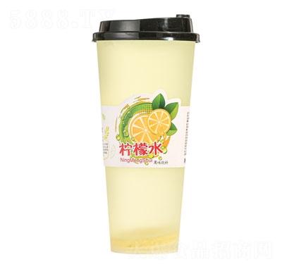 点点爱柠檬水果味饮品