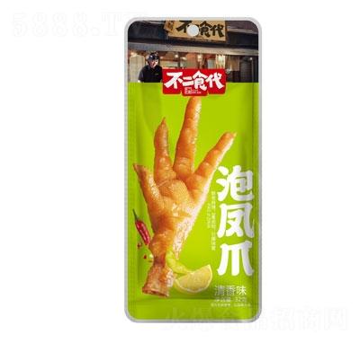 不二食代泡凤爪清香味32g产品图
