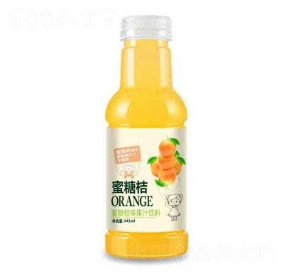 弥格蜜糖桔味果汁饮料