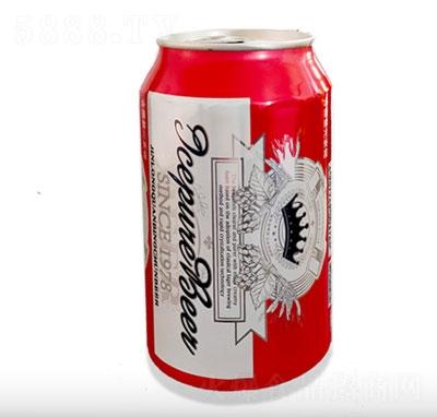 百威英博金龙泉冰纯啤酒330ml