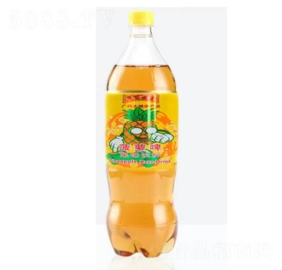 王老吉菠萝啤果味饮料1.25L