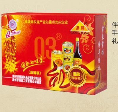 Q3牌罐头食品伴手礼产品图