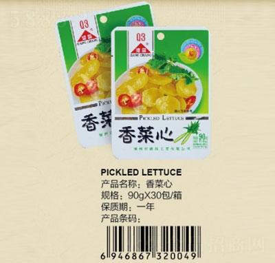 Q3香菜心90克�a品�D