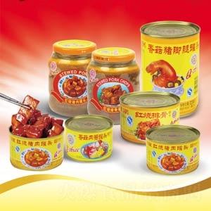Q3肉罐头系列产品图