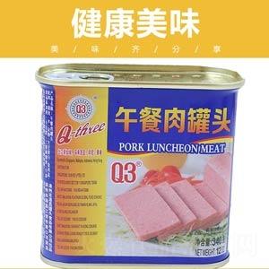 Q3午餐肉罐头340克优质产品图