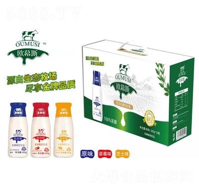 �W慕斯�l酵酸奶�品320gX12瓶