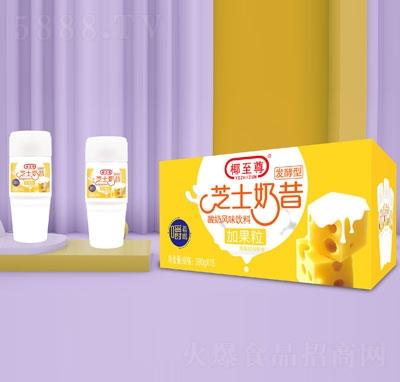 椰至尊芝士奶昔(箱)产品图