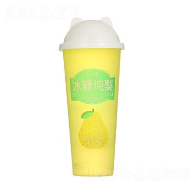 点点爱冰糖炖梨果味饮品杯装果汁630ml