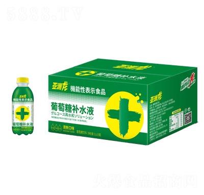 亚洲龙葡萄糖补水液清新口味1LX12