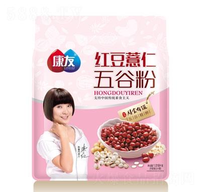 康友红豆薏仁五谷粉1.018kg