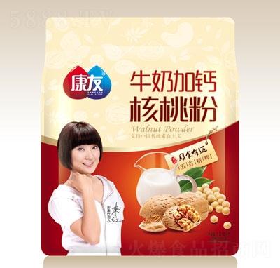 康友牛奶加钙核桃粉1.018kg