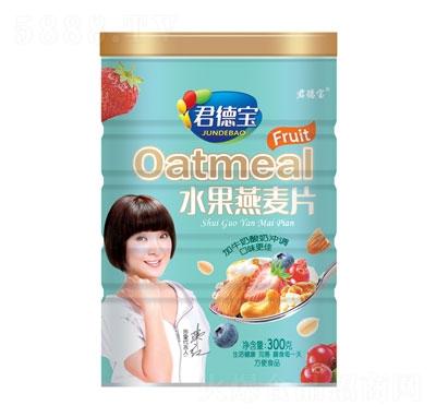 君德宝水果燕麦片300g