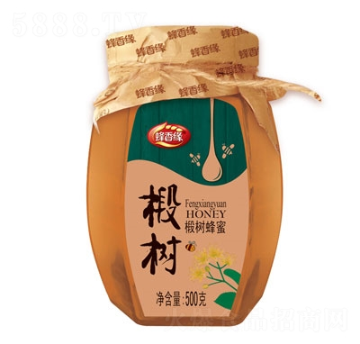 蜂香缘椴树蜂蜜500g
