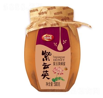 蜂香缘紫云英蜂蜜500g