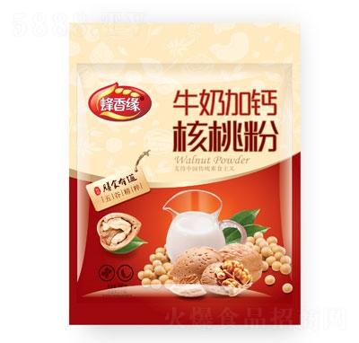 蜂香缘牛奶加钙核桃粉360g