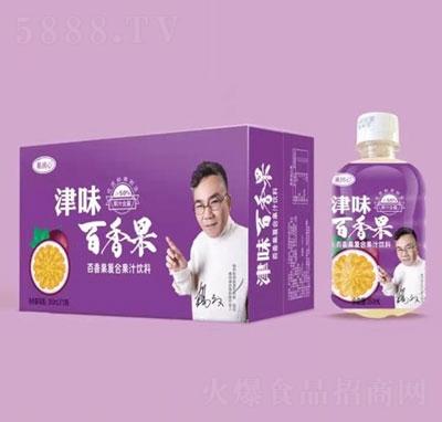 果润心津味百香果果汁饮料350mlX15