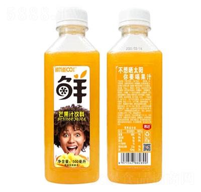 鲜有道100%芒果汁饮料500ml
