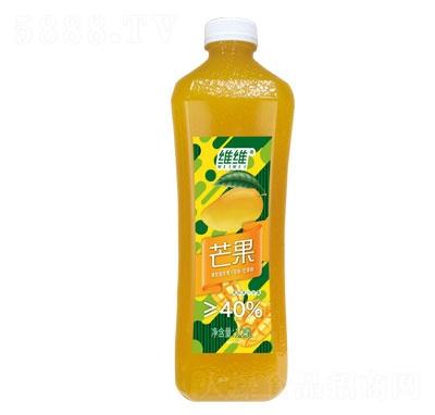 维维芒果果粒复合果汁饮料1.25L