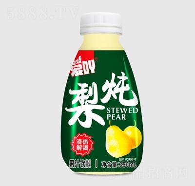 爱吖炖梨果汁饮料380ml