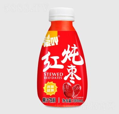 爱吖炖红枣果汁饮料380ml