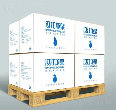 汉江龙泉饮用天然矿泉水560ml产品图