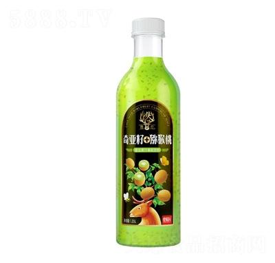 星�光鹿燃奇��籽�J猴桃果汁�料1.25L