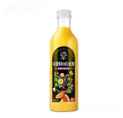 星�光鹿燃奇��籽百香果果汁�料1.25L