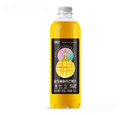 星阳光益生菌复合芒果汁1.25L