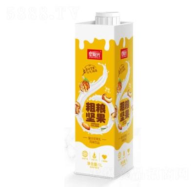 星阳光复合坚果乳风味饮品1L