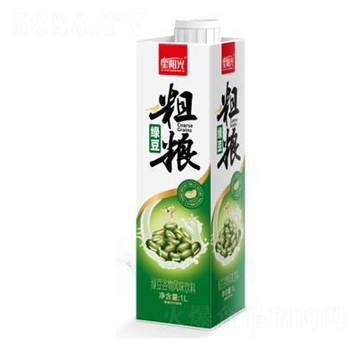星阳光绿豆谷物饮料1L