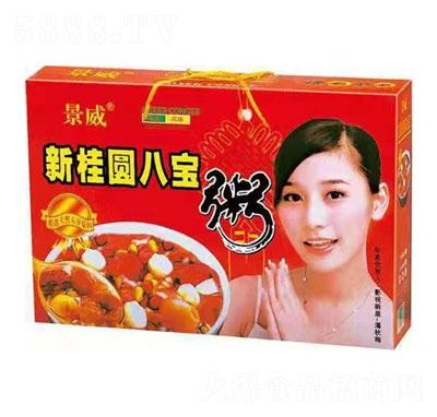 景威新桂圆八宝粥产品图