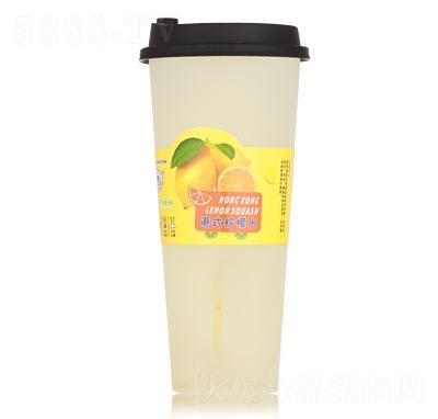 有情郎港式柠檬水