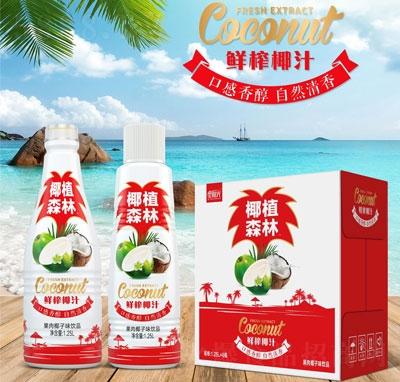 星�光�r榨椰汁1.25LX6