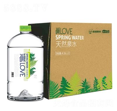 水先森天然矿泉水4.5L产品图