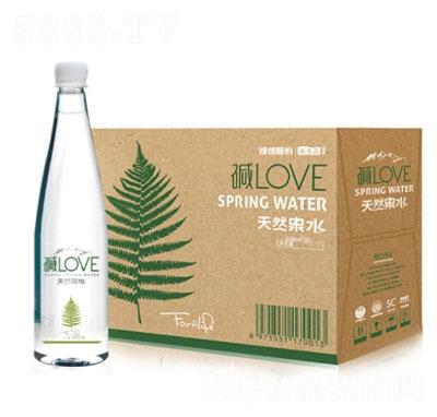 水先森天然矿泉水350ml(细瓶)产品图